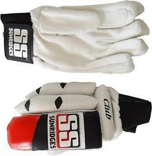 SS Men's Club Double Finger Batting Gloves, Left Hand
