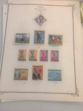 Collection Of  Latin America Haiti Others All On Pages E-132