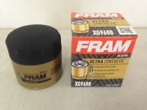 Fram Ultra Synthetic XG9688 Oil Filter fits PH9688 TG9688 FPS9688 M1-104A