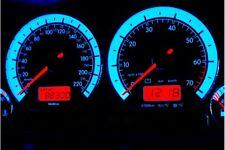 Volkswagen Golf 3 Design 1 glow gauge plasma dials tachoscheibe glow shift indic