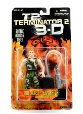 Kenner T2 Terminator 2 3-d Hot Blast Terminator With Bazooka Sprayer 1997