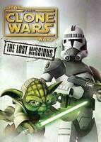 Brand New Star Wars The Clone Wars: Complete Season 6 (DVD, 3 Disc Set) Sealed