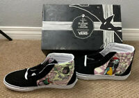 Vans Nightmare Before Christmas Sally Potion Nightmare Sk8-Hi Mens 10 New NIB