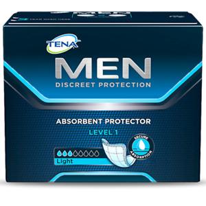 Tena Men Level 1 - confezione da 144 pezzi