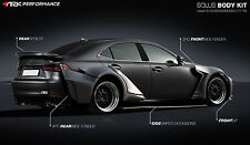 2015-2016 Lexus iS200T iS300 ARK Performance Solus Wide Fenders Body Kit