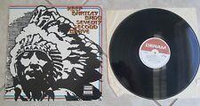 KEEF HARTLEY BAND, SEVENTY SECOND BRAVE - DERAM LP XDES 18065