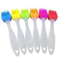 Silicone Pastry Baking Cooking Basting Brush Cookware Bakeware Utensil