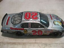 Nascar Mike Bliss Signed #20 Rockwell 124 Scale Diecast From Action 2003   dc376