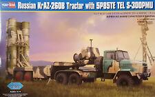 HOBBYBOSS® 85511 Russian KrAZ-260B Tractor w/5P85TE TEL S-300PMU in 1:35