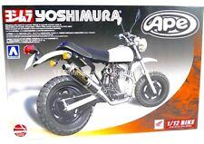 HONDA APE 50 YOSHIMURA ( MAQUETTE  ) 1/12 AOSHIMA