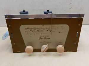 Ever Ready Sky Queen Vintage Valve Radio Chassis 1950s