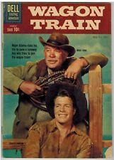 WAGON TRAIN (TV) #8 1961 WARD BOND ROBERT HORTON SILVER AGE!