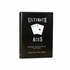 Ultimate Aces - Magic Tricks DVD - New