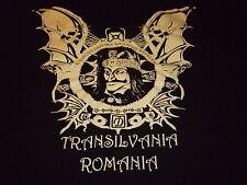 Tansilvania Romania Shirt ( Size XL Fits Like A L ) NEW!!!