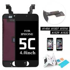 for iPhone 5c LCD Display Touch Screen Digitizer Assembly Replacemen Apple Black