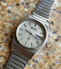 Vintage Seiko Lord Quartz JDM 8243 7000 November 1979 Kanji Dress Watch