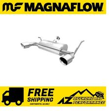 Magnaflow MF Series Axle Back Dual Exit Exhaust 2018 Jeep Wrangler JL - SS