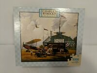 CHARLES WYSOCKI 2006 Puzzle 1000 Pc Hero Workshop Brand New Sealed