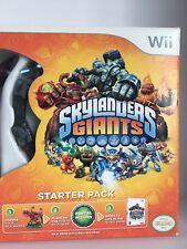 Skylanders Giants Starter Pack for Wii