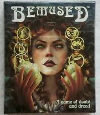 Bemused by Devious Weasel Card Game A Game of Doubt and Dread Sealed
