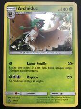 Carte Pokemon ARCHEDUC SM55 Holo PROMO Soleil et Lune FR NEUF