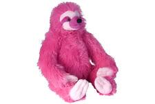 BNWT - WILD REPUBLIC Pink Sloth Three Toed Soft Plush Toy 30cm/12inch