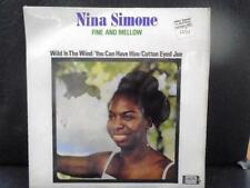"NINA SIMONE E.P. "" FINE AND MELLOW "" Or.UK COLPIX EX+ COND.IN EX+ Or.PIC SL."