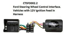 FITS Ford Fiesta JH1, JD3 2006 Onwards Steering Wheel Control Interface. SWC