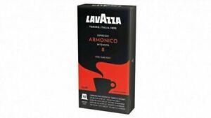 Lavazza Espresso Armonico Nespresso Regular Capsules (100 capsule ) EXP 07/2020