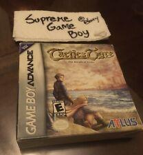 Tactics Ogre The Knight of Lodis Nintendo Game Boy Advance Complete CIB GBA NICE