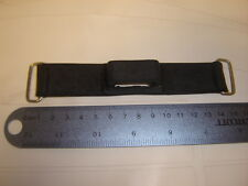 RUBBER BATTERY STRAP 155MM X 23MM NEW