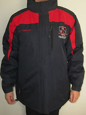 Mens AFL Jacket Melbourne Demons Coat Supporter Official Footy Womens Licensed S