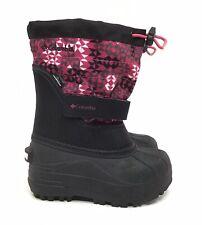Columbia Toddler Powderbug Plus II Snow Boots Size 10c/6c