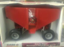 1/16 Case IH red gravity wagon by Ertl, new style, new in box hard to find