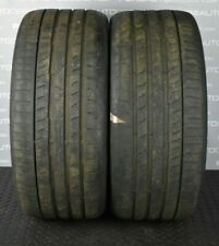 Two 255/35ZR19 96 Y Continental Contisportcontact 5p MO Mercedes Tyres