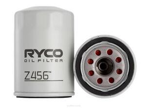 Ryco Oil Filter Z456 fits Mitsubishi Pajero 3.5 (NM,NP), 3.5 V6 24V (NH,NJ,NK...