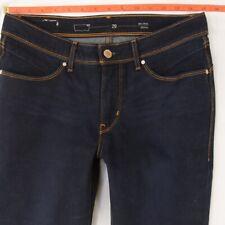 Womens Levis 20189 REVEL DEMI SKINNY Stretch Mid Rise Blue Jeans W30 L32 Size 10