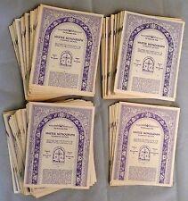 Rosicrucian Illuminati 11th Degree Monographs set 1-167,Occult,Esoteric,lot