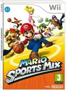 Wii - Mario Sports Mix - Same Day Dispatched - Boxed - Nintendo