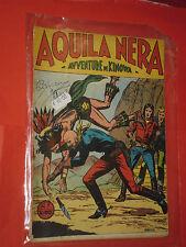 AVVENTURE DI KINOWA ALBO D'ORO DARDO N° 7 DA LIRE 50 DEL 1953-SERIE AQUILA NERA-