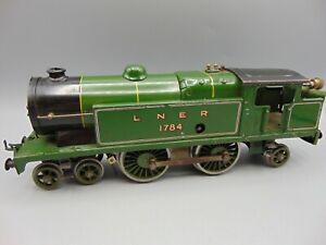 Hornby O Gauge 442 LNER 1784 CLOCKWORK LOCOMOTIVE (Unboxed)