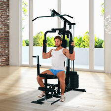 HOMCOM Multi Gym Workout Station Home Fitness Body Excercise Power Training