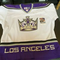 Rob Blake Signed Authentic Los Angeles Kings CCM Game Model Jersey With JSA COA
