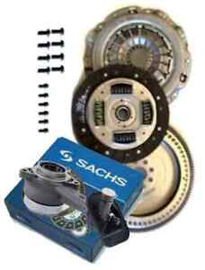 SMF FLYWHEEL AND CLUTCH KIT WITH SACHS CSC FOR FORD FOCUS ESTATE MK1 1.8TDCI