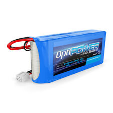 OPTIPOWER LIPO CELL 2S 2150MAH 25C RECEIVER PACK