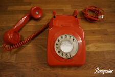 Retro Red GPO Style Rotary Dial Telephone 746