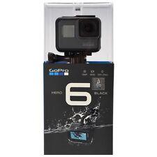 GoPro HERO6 Black Waterproof 4K Sports Action Camera 12MP Ultra-Wide-Angle Lens