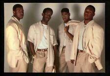 People postcard Boyz II Men music singers