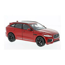 Jaguar F Pace 2016 1/24 Welly (red)