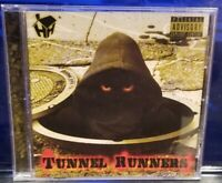 Psychopathic Records - Tunnel Runners CD insane clown posse twiztid horrorcore